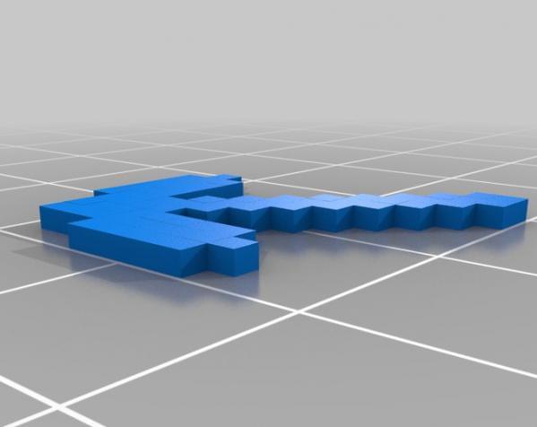 游戏《MineCraft》玩偶 3D模型  图14