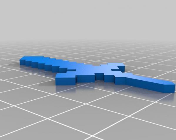 游戏《MineCraft》玩偶 3D模型  图13