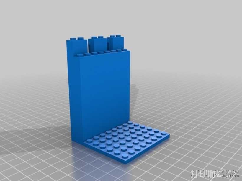 模块化城堡工具包 3D模型  图7