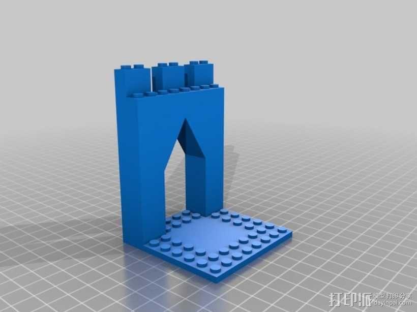 模块化城堡工具包 3D模型  图10