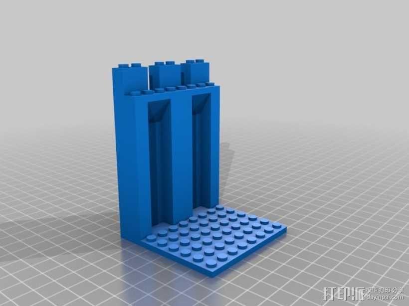 模块化城堡工具包 3D模型  图9