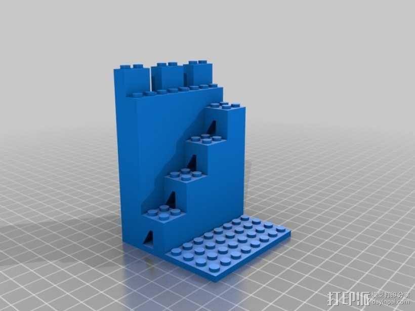 模块化城堡工具包 3D模型  图11