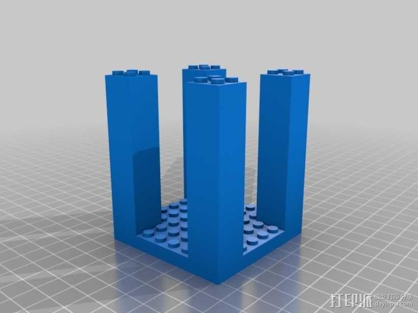 模块化城堡工具包 3D模型  图15