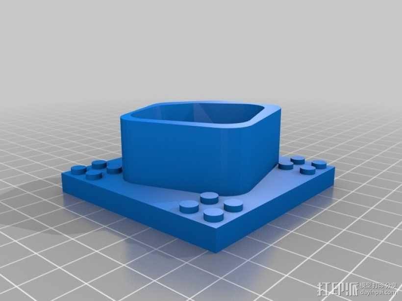 模块化城堡工具包 3D模型  图17