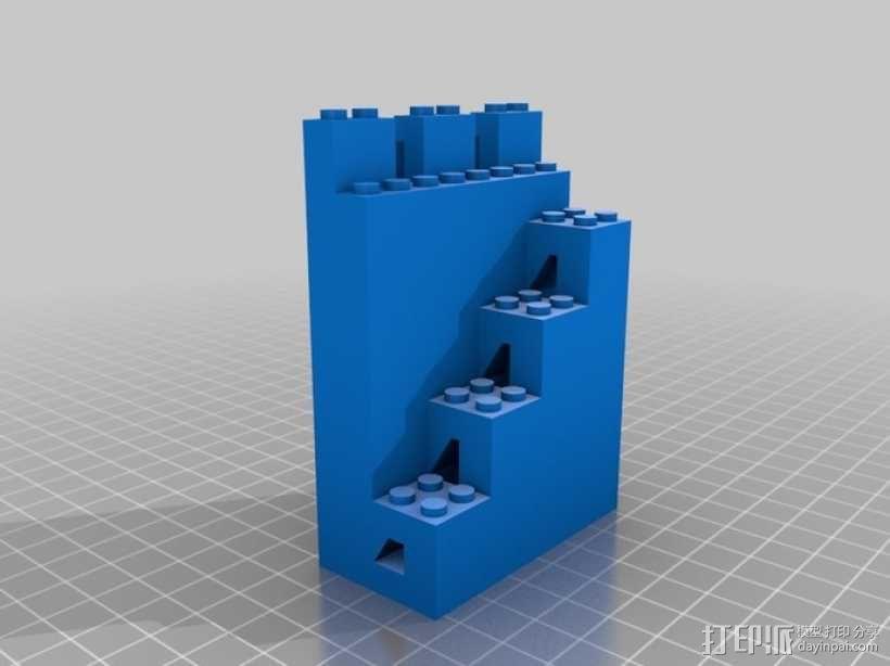 模块化城堡工具包 3D模型  图18