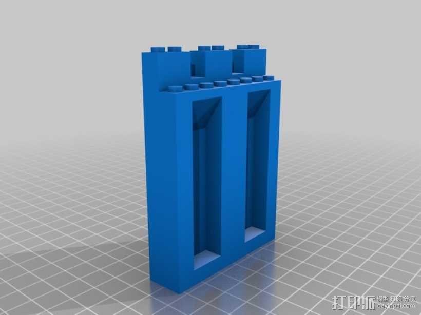模块化城堡工具包 3D模型  图21