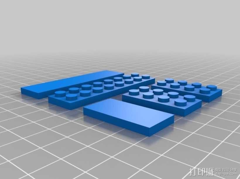 模块化城堡工具包 3D模型  图25