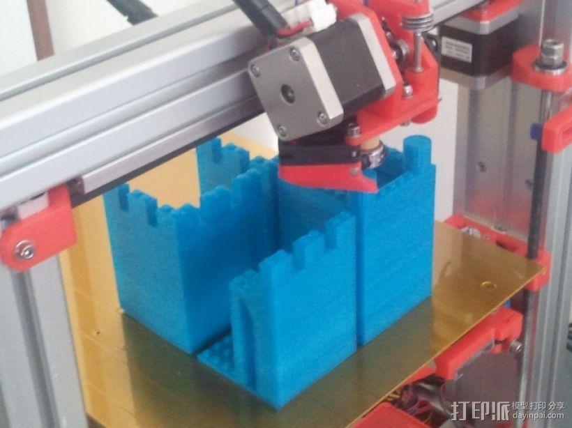 模块化城堡工具包 3D模型  图30