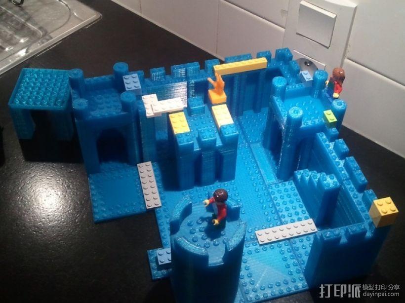 模块化城堡工具包 3D模型  图32