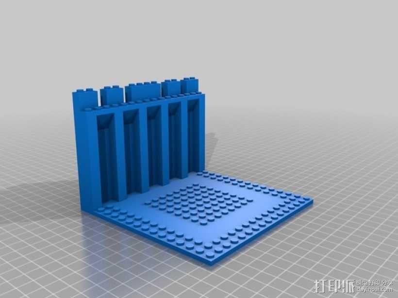 模块化城堡工具包 3D模型  图34