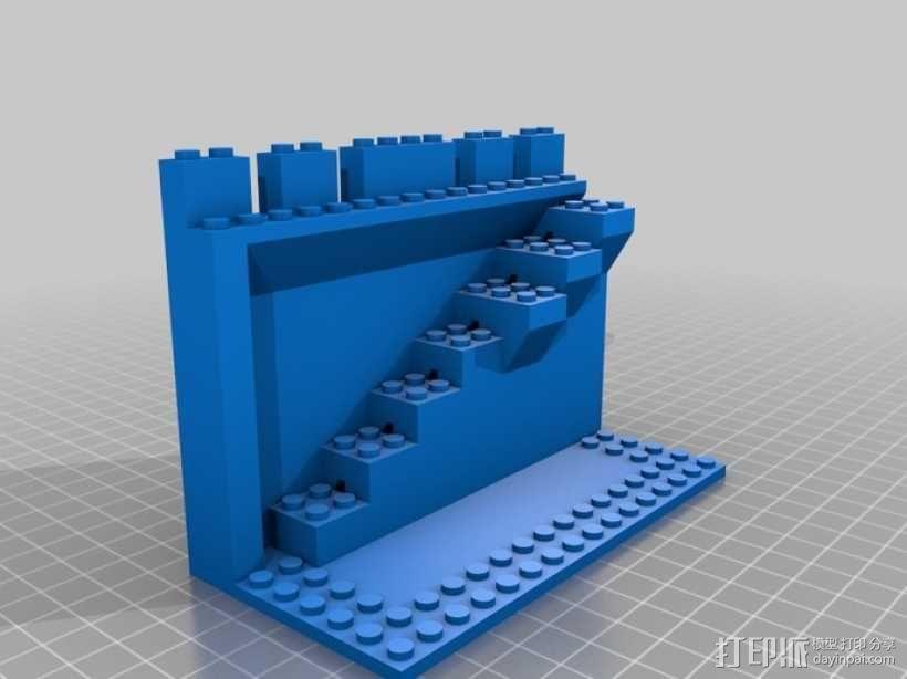 模块化城堡工具包 3D模型  图38