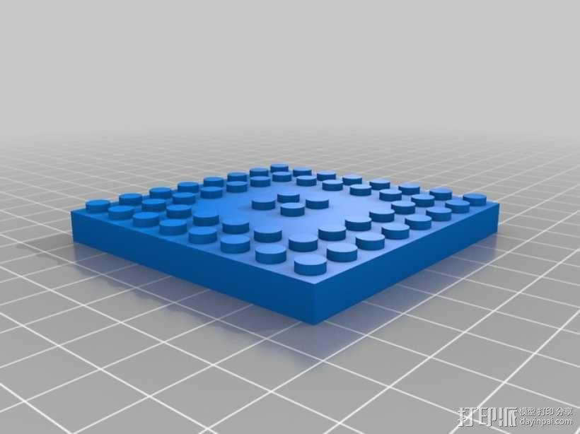 模块化城堡工具包 3D模型  图37