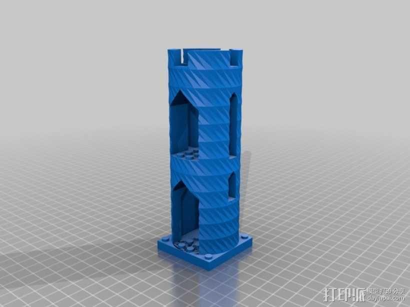 模块化城堡工具包 3D模型  图44