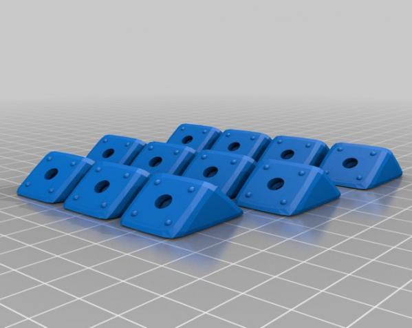 Rubik关节蛇 3D模型  图3