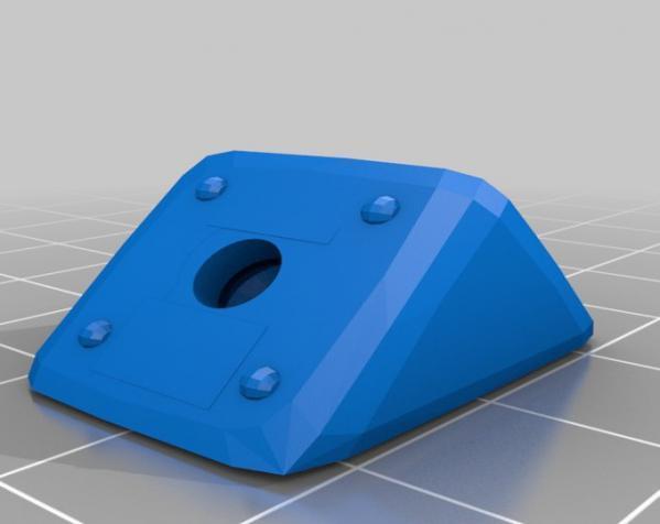 Rubik关节蛇 3D模型  图1