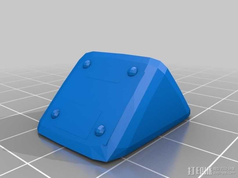 Rubik关节蛇 3D模型  图6