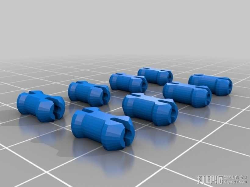 Rubik关节蛇 3D模型  图7
