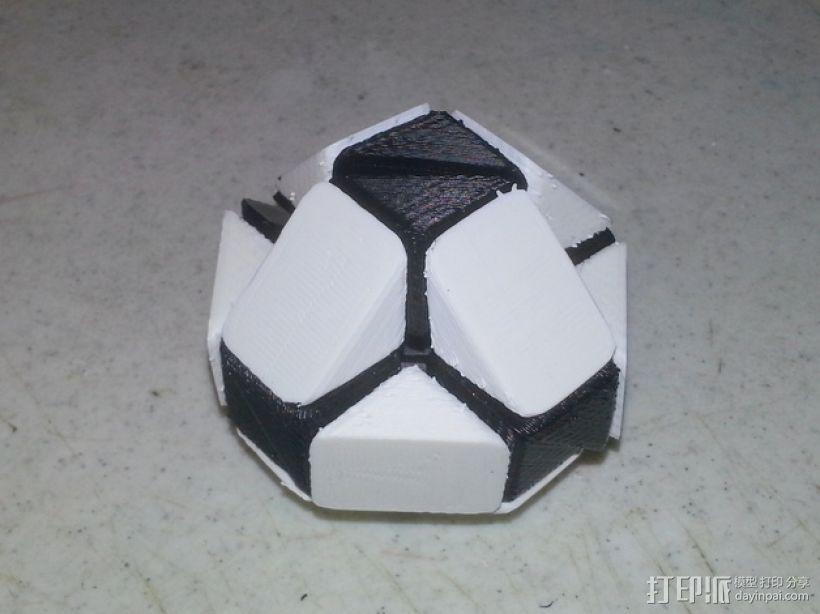 Rubik关节蛇 3D模型  图8