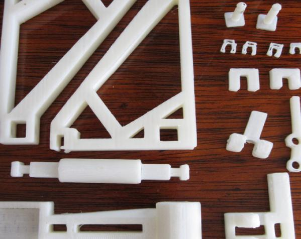 弹弓 3D模型  图1