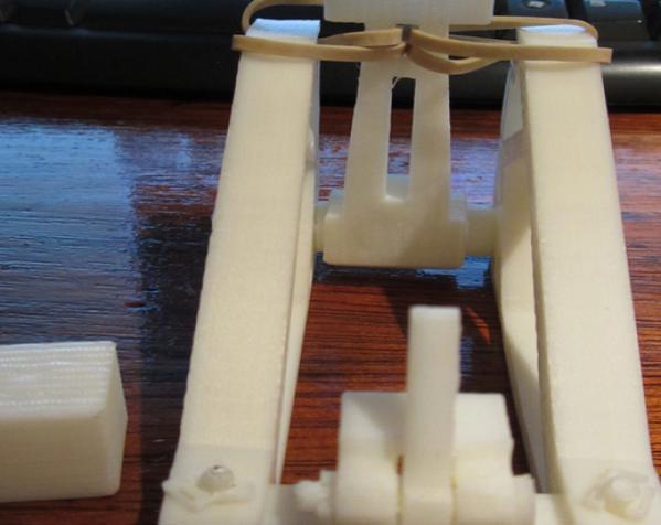 弹弓 3D模型  图3