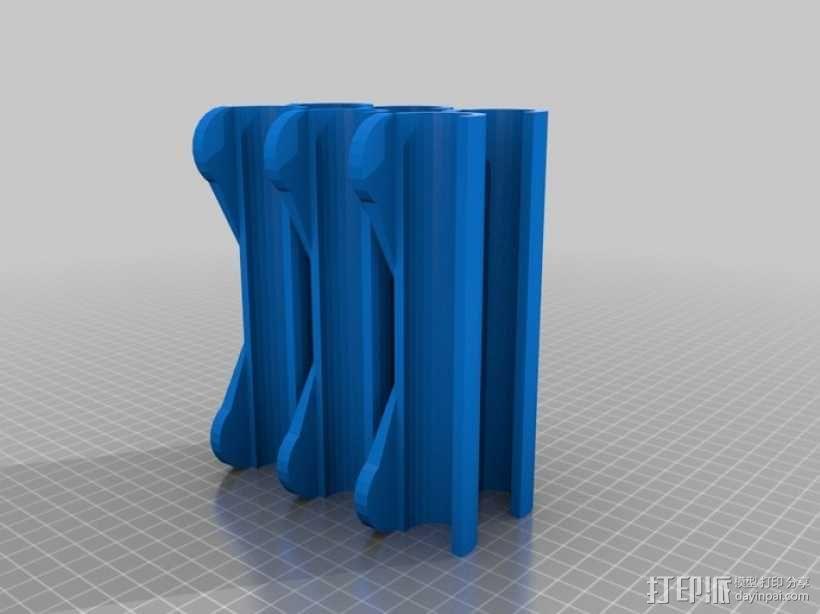 冰箱上使用的磁铁 3D模型  图5