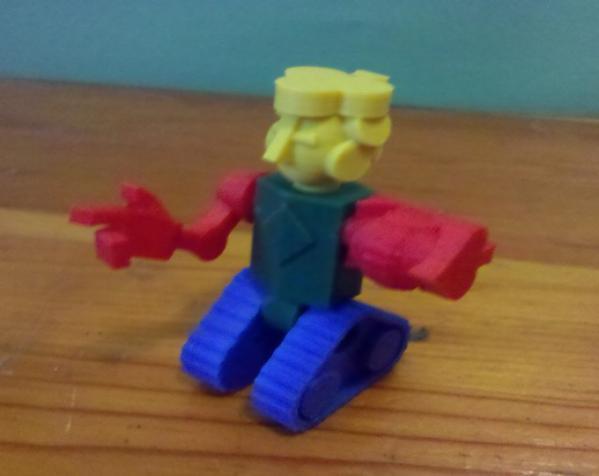 机器人模型 3D模型  图7