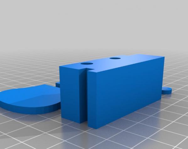 鸭嘴兽模型 3D模型  图1