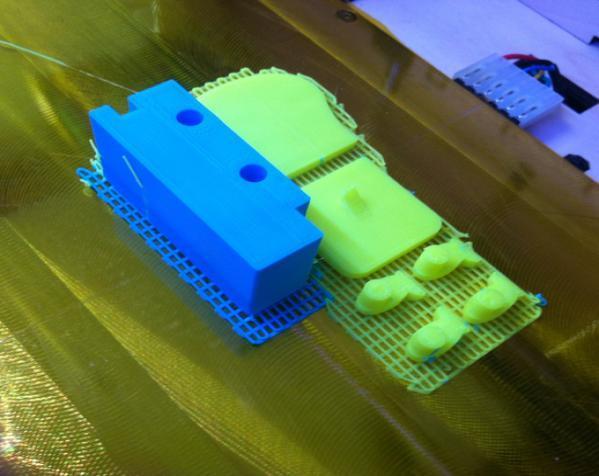 鸭嘴兽模型 3D模型  图3