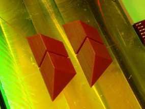 拼装金字塔 3D模型
