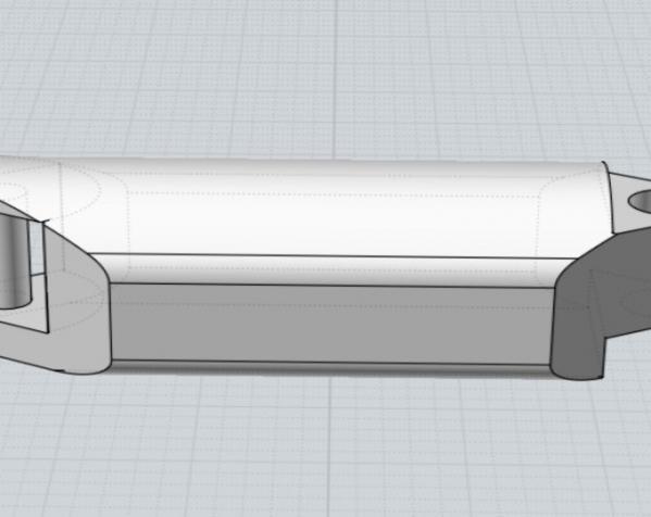 关节蛇 3D模型  图5