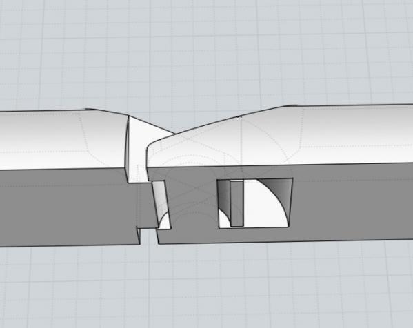 关节蛇 3D模型  图4