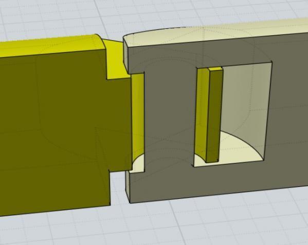 关节蛇 3D模型  图3