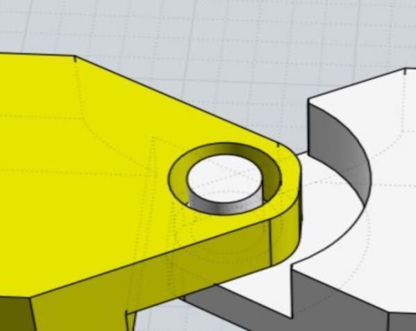 关节蛇 3D模型  图2