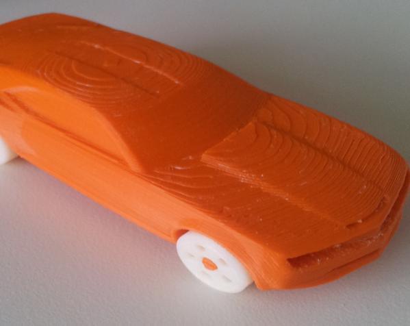 雪佛兰2010 3D模型  图2
