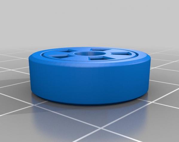 雪佛兰2010 3D模型  图7