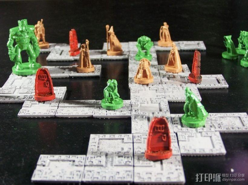 《Pocket-Dungeons》冒险游戏 3D模型  图1