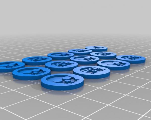 《Pocket-Dungeons》冒险游戏 3D模型  图4