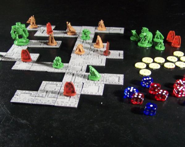 《Pocket-Dungeons》冒险游戏 3D模型  图9