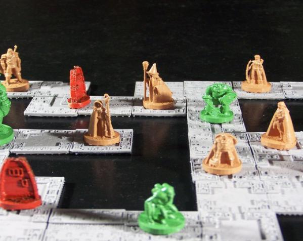 《Pocket-Dungeons》冒险游戏 3D模型  图8