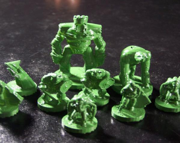 《Pocket-Dungeons》冒险游戏 3D模型  图11