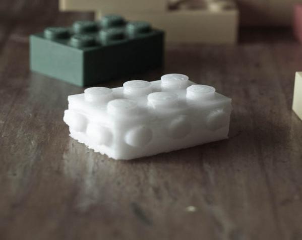 玩具砖块 3D模型  图4
