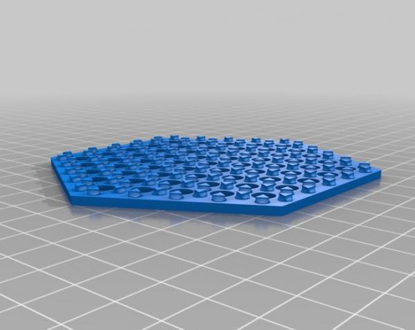 《Abalone》游戏模型 3D模型  图2