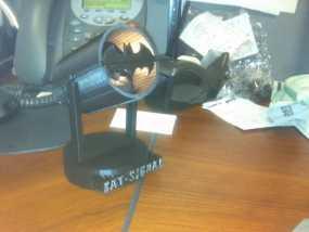 蝙蝠形信号灯 3D模型