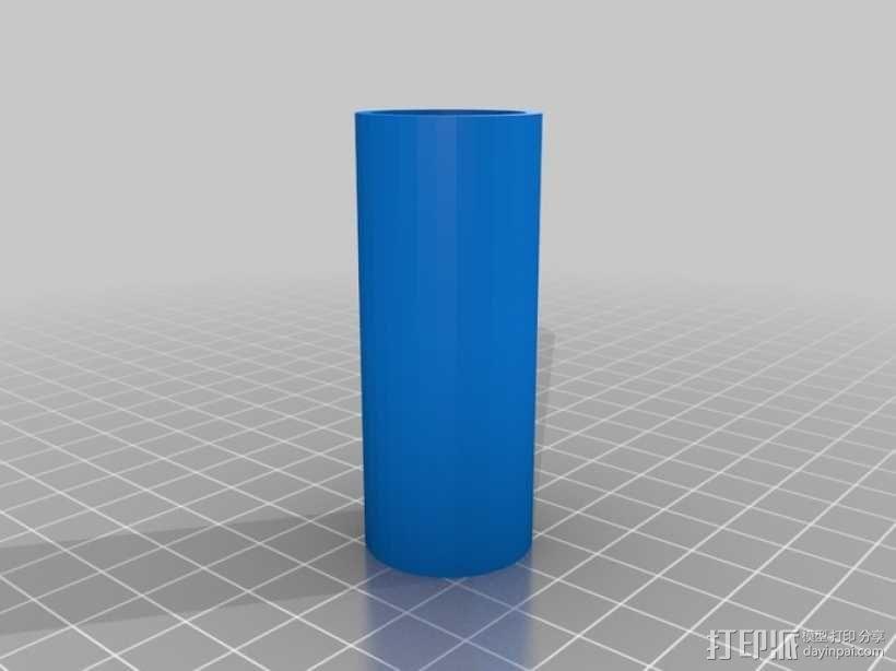 桶状象棋 3D模型  图3