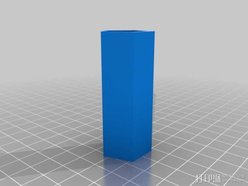 桶状象棋 3D模型  图4
