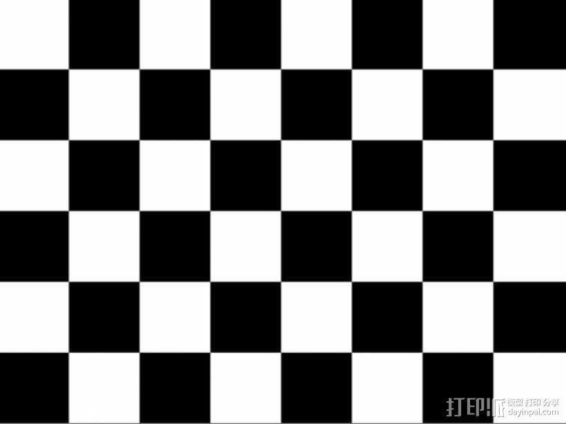 桶状象棋 3D模型  图12