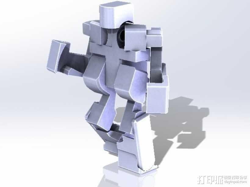 Blockbot V3.1 3D模型  图1