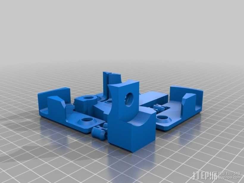 Blockbot V3.1 3D模型  图4