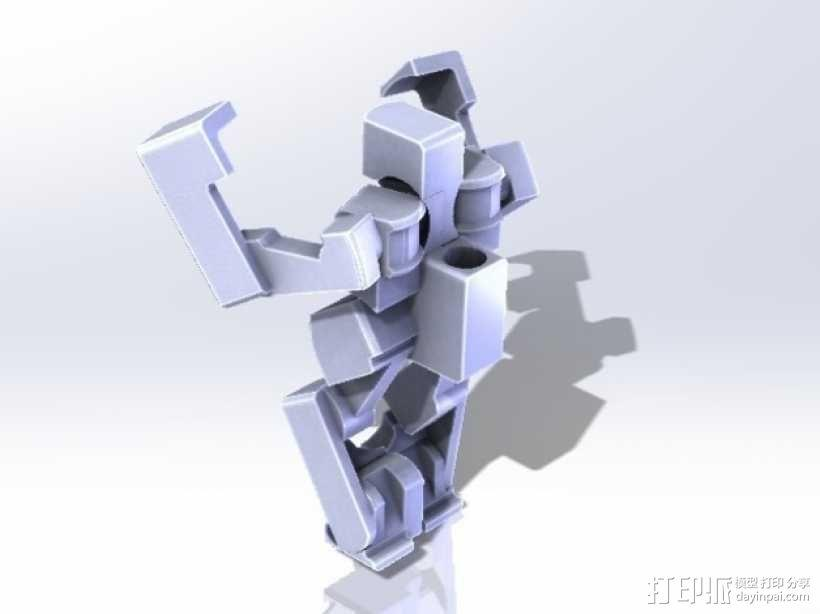 Blockbot V3.1 3D模型  图3