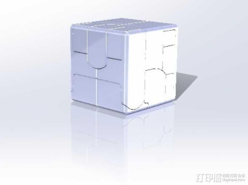 Blockbot V3.1 3D模型  图2